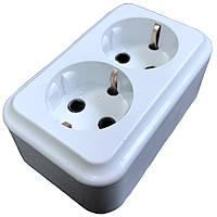 Розетки электрические 16А ЕМP ПС с заземлением 2