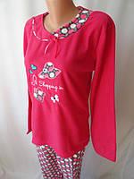 Теплые женские пижамы на зиму., фото 1