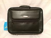 Кейс кожаный средний 37/27/7 см, фото 1