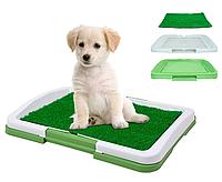Туалет для собак Puppy Potty Pad, собачий туалет, лоток для собак