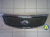 Решетка радиатора на Киа Спортейдж (Kia Sportage) 2010-2015