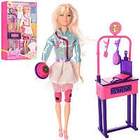 Кукла повар29 см с аксессуарами, дочка, кухня, 2 видаLH017-1-2, коробка22-32,5-6 см