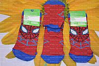 Детские носочки,р.16 и 18,на 3-5лет.Спайдермэн.Демисезон., фото 1