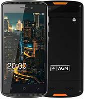 AGM x1 mini Защищеный смартфон с мощным аккумулятором 4050мАч 2/16GB 4G ip68 , фото 1