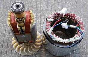 Статор бензогенератора 2-3,5 кВт. (послуги по перемотці))