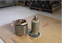 Статор бензогенератора 2-3,5кВт. (услуги по перемотке)), фото 3