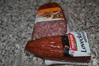 Колбаса салями с оленины