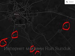 Фітнес-додаток Strava розсекретив дані про місце перебування військових баз США в Сирії, Афганістані та інших країнах.
