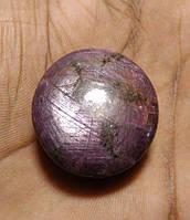 Натуральный звездчатый  рубин  267,10  карата от студии LadyStyle.Biz, фото 1