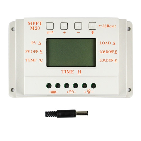 Контроллер заряда YSmart MPPT M20 (12\24В 20А)