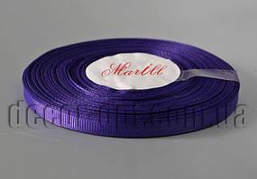 Лента репсовая оттенок фиолетовый 0,6 см 25 ярд арт.35