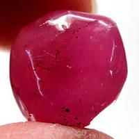 Натуральный необработанный розовый  рубин 16,87  карат от студии LadyStyle.Biz, фото 1