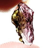 Натуральный необработанный арбузный турмалин 2,21 карат от студии LadyStyle.Biz, фото 1