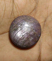 Натуральный звездчатый  рубин  185  карата от студии LadyStyle.Biz, фото 1
