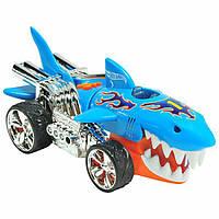 Машинка Hot Wheels Extreme Action Sharkruiser Акула Экстремальные гонки