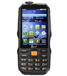 Телефон Dbeif D2017 IP56 9800 mAh TV сенсорный экран