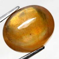 Натуральный желтый сапфир  8,34  карата от студии LadyStyle.Biz, фото 1
