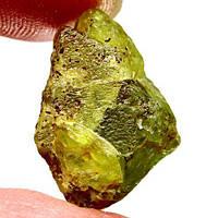 Натуральный необработанный природный сфен 12,94 карат от студии LadyStyle.Biz, фото 1