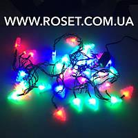 Новогодняя гирлянда  «ЕЛОЧКА»  - 5 м 40 ламп.