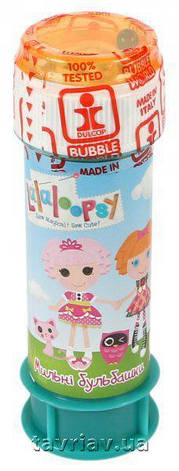 Мильні бульбашки - LALALOOPSY (60 мл)                                                               , фото 2