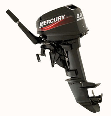 Мотор Mercury 9.9M двухтактный
