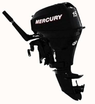Мотор Mercury F15MLH четырехтактный