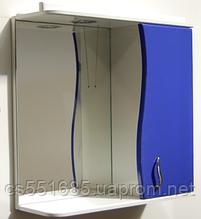 Зеркало для ванной комнаты Фигурное ( 60 см) Galaxy (Галакси)