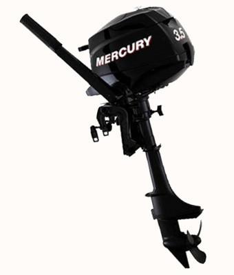 Мотор Mercury F3.5M четырехтактный