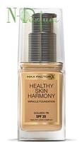 Крем тональный для лица Max Factor Healthy Skin Harmony Miracle Foundation, 47 30 мл