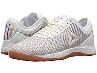 Кроссовки Кеды (Оригинал) Reebok CrossFit® Nano 8.0 White Classic White  41c04eff480d0