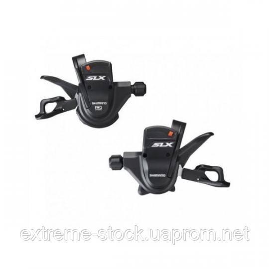 Манетки Shimano SLX SL-M670, 2/3х10, триггеры