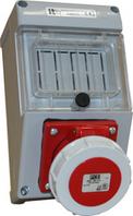 Монтажный набор под автоматические выключатели 16A Spamel ZI36X211