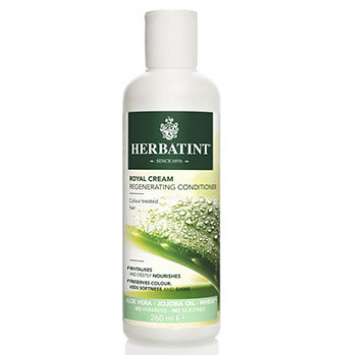 Кондиціонер для фарбованого волосся Royal Cream HERBATINT, 260 мл
