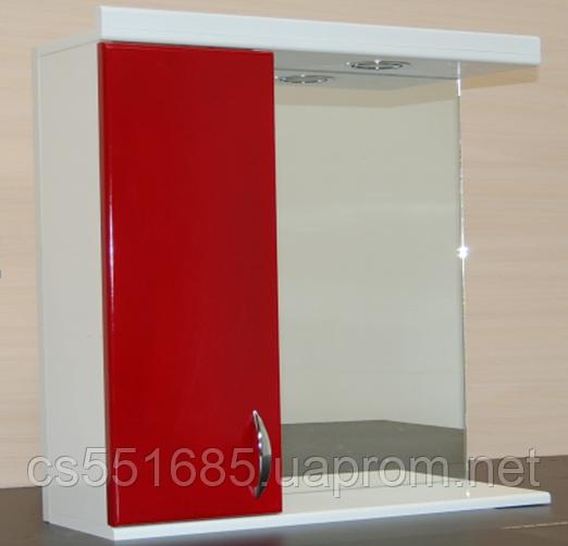 Зеркало для ванной комнаты Прямое ( 65 см) Galaxy (Галакси)