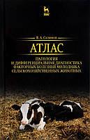В. А. Салимов Патология и дифференциальная диагностика факторных болезней молодняка сельскохозяйственных животных. Атлас