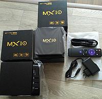 Smart TV приставка MX10 4/32 Gb, RK3328