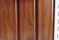 Карнизная подшивка свеса Boryszew цвет Орех