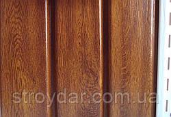 Карнизна підшивка звису Boryszew колір Горіх