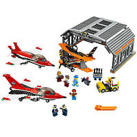 Lego City Авиашоу в аэропорту Airport Air Show 60103 Creative Play Building Toy