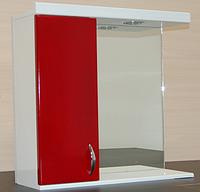 Зеркало для ванной комнаты Прямое ( 70 см) Galaxy (Галакси)