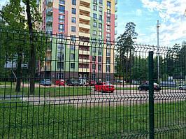 """Ограждение Комплекса жилых домов """"ЖК """"Отдыха"""" 2"""