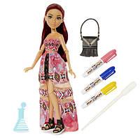 Project Mc2 Эксперимент по окраске красителей и кукла Камрин Experiments with Doll Camryn's Tie Dye Toy