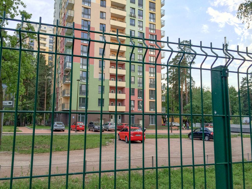 """Ограждение Комплекса жилых домов """"ЖК """"Отдыха"""""""