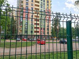"""Ограждение Комплекса жилых домов """"ЖК """"Отдыха"""" 4"""