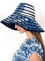 Шляпа летняя женская Iconique IC8-075 One Size Синий