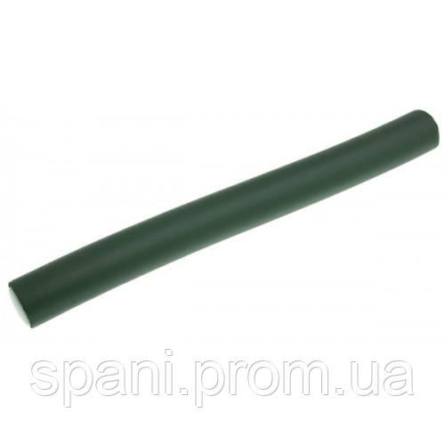 Sibel Папильотки для волос длинные темно-зеленые 21 мм., 5 шт.