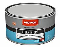Шпатлевка стекловолокно FIBER NOVOL Micro 1800 г