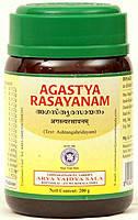 Агастья Расаянам, лечение бронхита и астмы, 200грамм