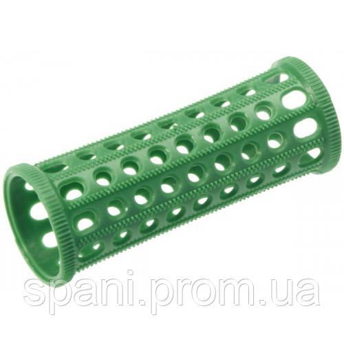 Sibel Бигуди пластмассовые зеленые 25 мм., 10 шт.