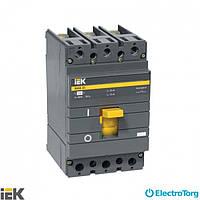 Автоматический выключатель ВА88-35Р  3Р   87,5-125А (0,625-1,25кА) 35кА  ИЭК (IEK)